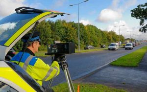 The dangers of speeding, penalty points or a time-consuming speed awareness course